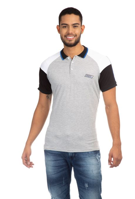 Polo-QUEST-Original-Fit-QUE162190003-42-Gris-Jaspe-1