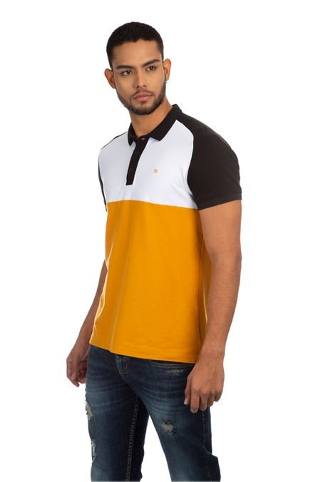 Polo-QUEST-Original-Fit-QUE162190005-50-Mostaza-1