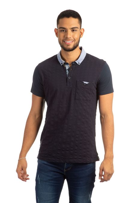 Polo-QUEST-Slim-Fit-QUE162190010-16-Azul-Oscuro-1