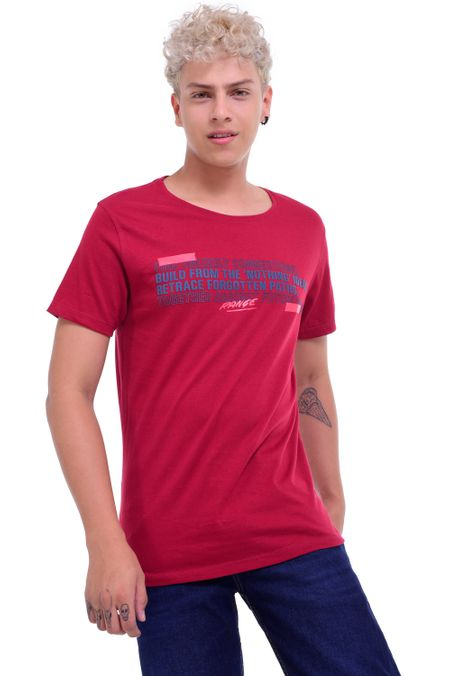 Camiseta-QUEST-Slim-Fit-QUE163BS0111-37-Vino-Tinto-1