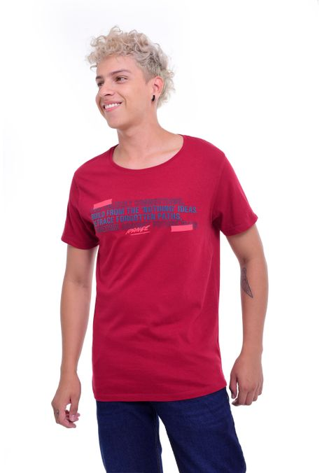 Camiseta-QUEST-Slim-Fit-QUE163BS0111-37-Vino-Tinto-2