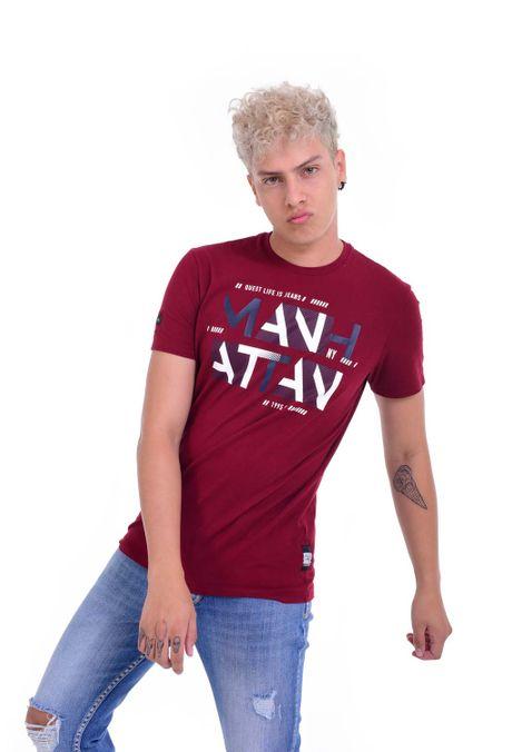 Camiseta-QUEST-Slim-Fit-QUE112190043-37-Vino-Tinto-1