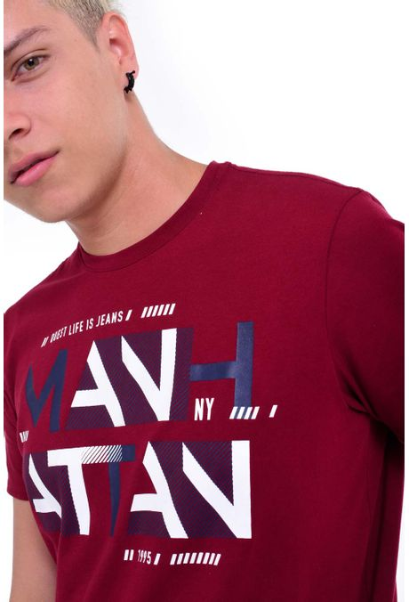 Camiseta-QUEST-Slim-Fit-QUE112190043-37-Vino-Tinto-2