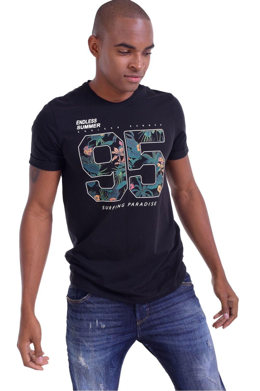 842a12d664 Camiseta QUEST para Hombre QUE112190046-19 - quest
