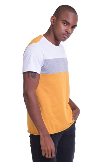 Camiseta-QUEST-Slim-Fit-QUE112OU0008-50-Mostaza-2