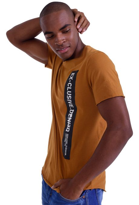 Camiseta-QUEST-Original-Fit-QUE112OU0012-1-Ocre-2
