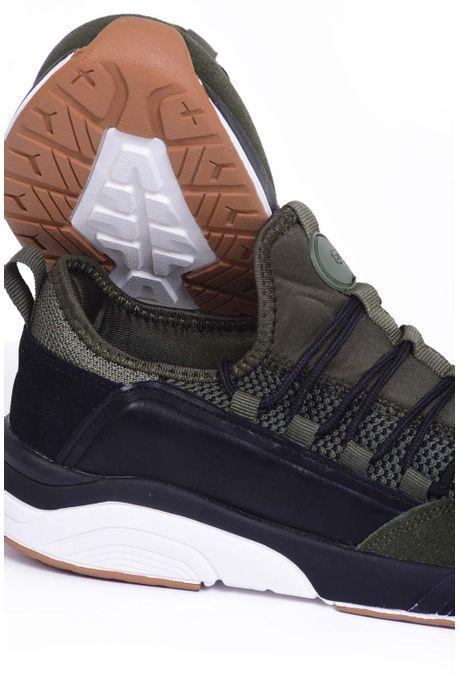 Zapatos-QUEST-QUE116190006-38-Verde-Militar-2