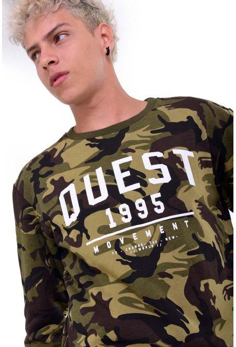 Hoodie-QUEST-QUE123190005-38-Verde-Militar-2