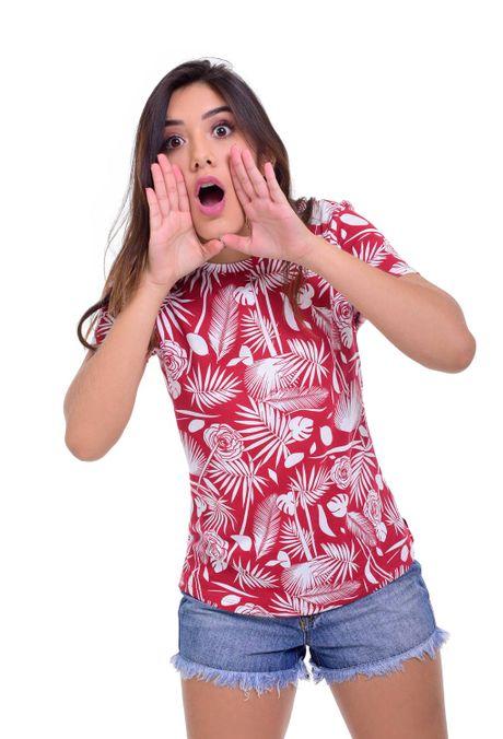 Camiseta-QUEST-QUE263190002-56-Rojo-Cereza-1