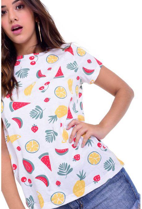 Camiseta-QUEST-QUE263190003-18-Blanco-1