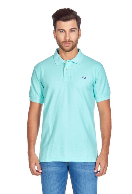 Polo-QUEST-Slim-Fit-QUE162BA0012-79-Verde-Menta-1