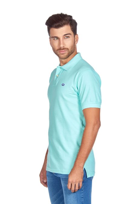 Polo-QUEST-Slim-Fit-QUE162BA0012-79-Verde-Menta-2