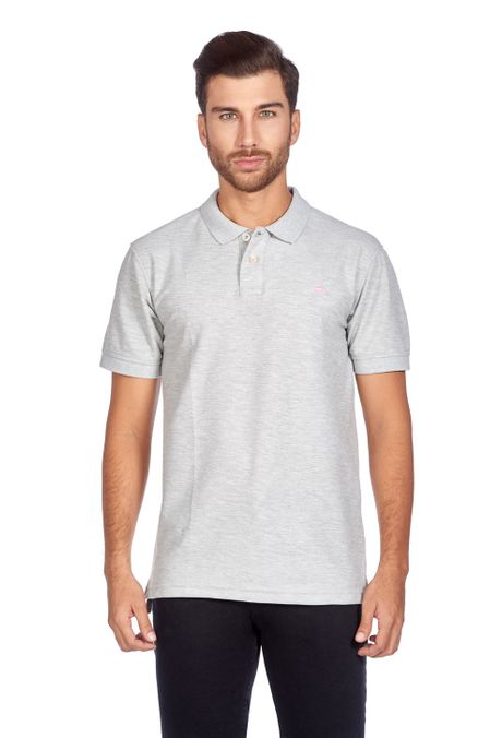 Polo-QUEST-Slim-Fit-QUE162BA0012-42-Gris-Jaspe-1