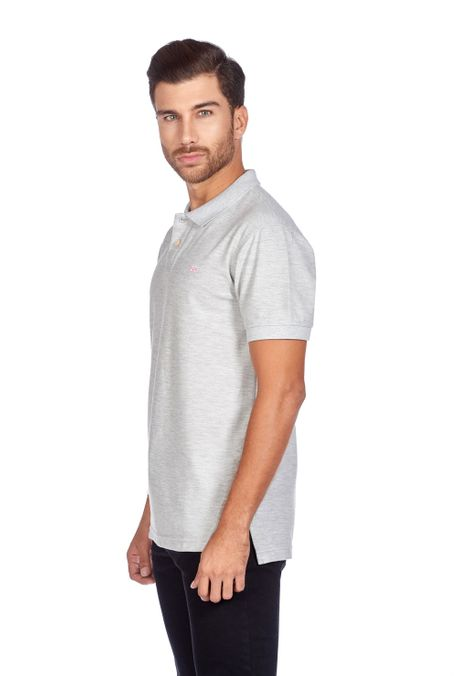Polo-QUEST-Slim-Fit-QUE162BA0012-42-Gris-Jaspe-2