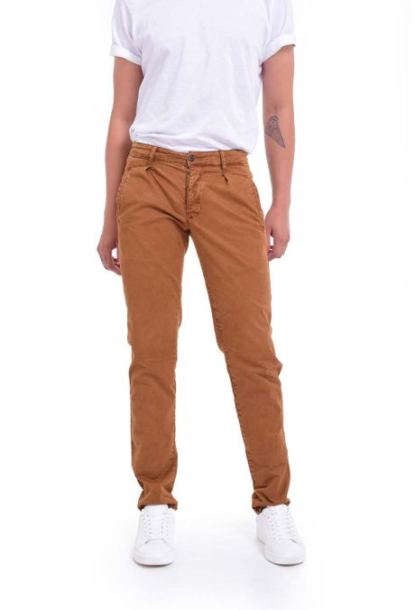 Pantalon-QUEST-Slim-Fit-QUE109190011-1-Ocre-2