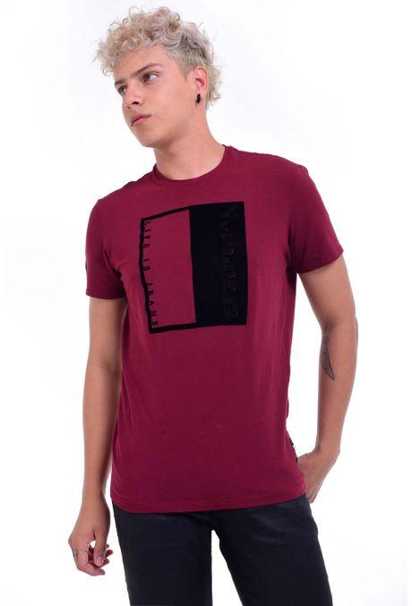 Camiseta-QUEST-Slim-Fit-QUE112190038-37-Vino-Tinto-1