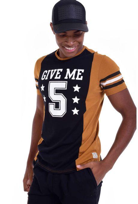 Camiseta-QUEST-Slim-Fit-QUE112190059-1-Ocre-1