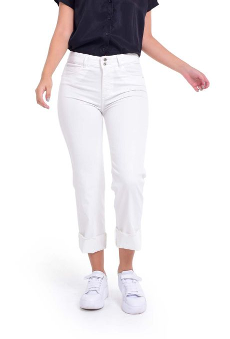 Pantalon-QUEST-Slim-Fit-QUE209190008-112-Natural-1