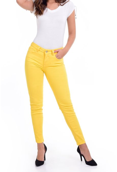 Pantalon-QUEST-Skinny-Fit-QUE209190009-10-Amarillo-1