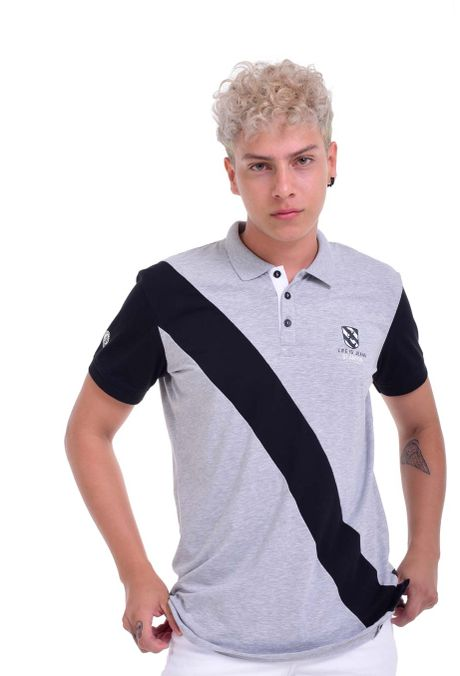 Polo-QUEST-Original-Fit-QUE162190029-86-Gris-Jaspe-Medio-1