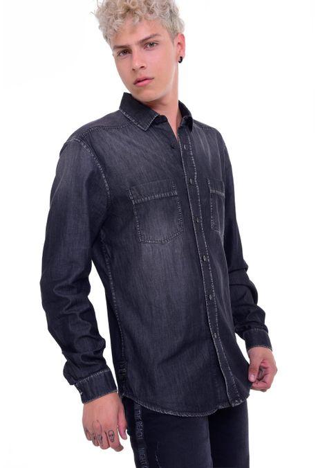 Camisa-QUEST-Slim-Fit-QUE111190051-19-Negro-1