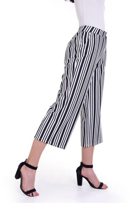 Pantalon-QUEST-Culotte-Fit-QUE209190007-66-Negro-Blanco-2