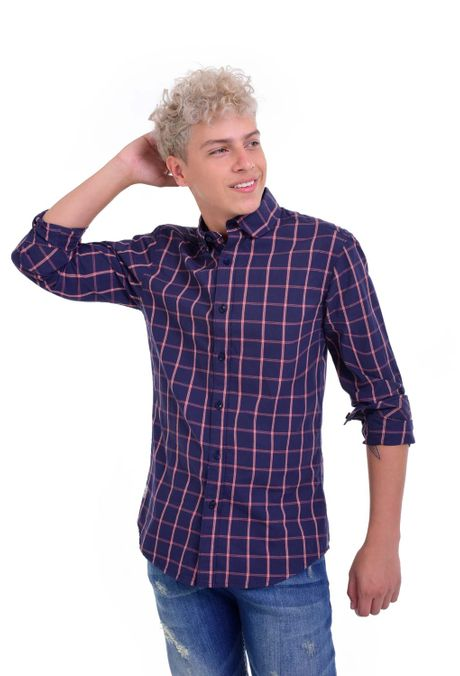 Camisa-QUEST-Original-Fit-QUE111190029-16-Azul-Oscuro-1