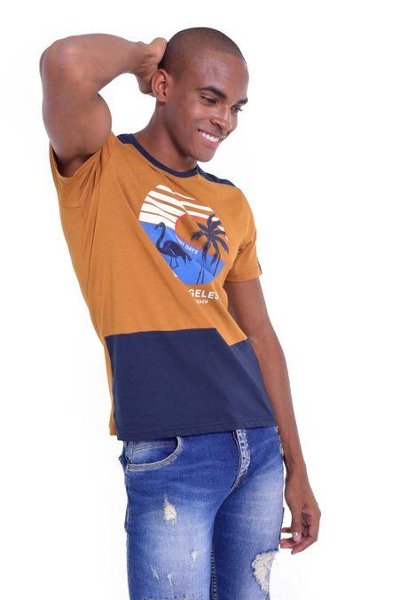 Camiseta-QUEST-Slim-Fit-QUE112190062-1-Ocre-2