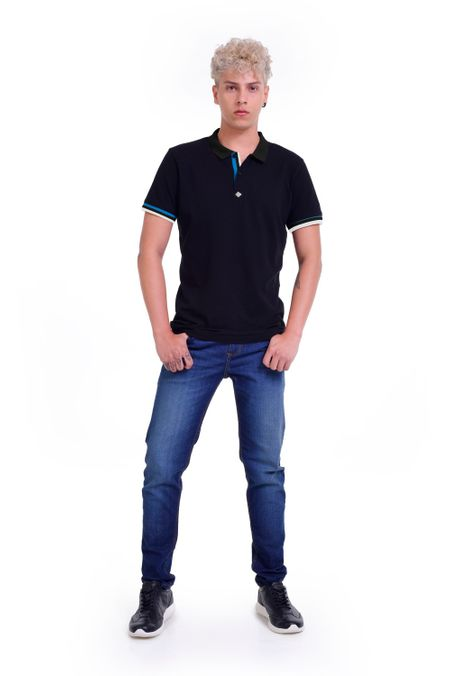 Polo-QUEST-Slim-Fit-QUE162190074-19-Negro-1