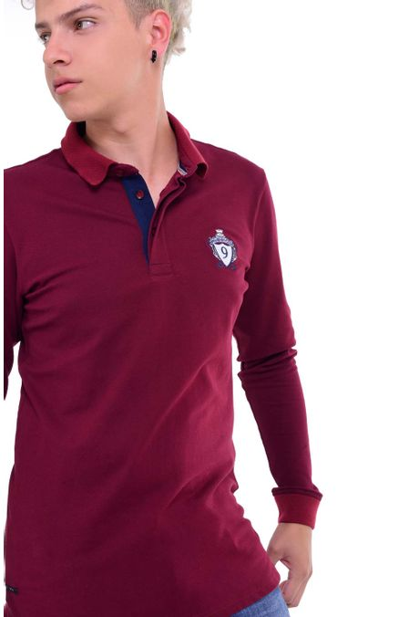 Polo-QUEST-Slim-Fit-QUE162190013-37-Vino-Tinto-2