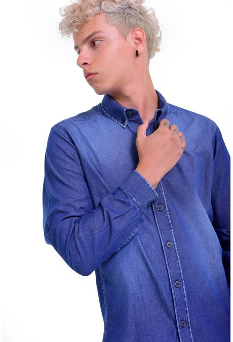 Camisa-QUEST-Slim-Fit-QUE111190030-15-Azul-Medio-2