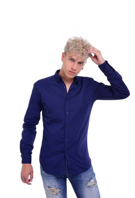 Camisa-QUEST-Slim-Fit-QUE111LW0005-16-Azul-Oscuro-1