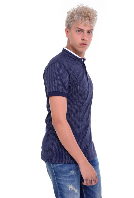Polo-QUEST-Slim-Fit-QUE162190016-16-Azul-Oscuro-2