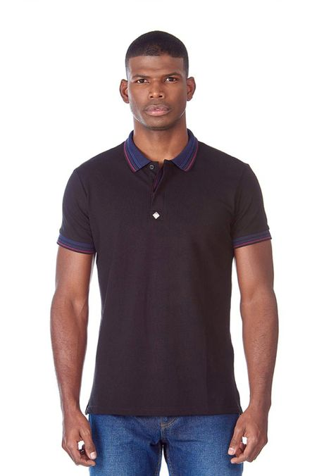 Polo-QUEST-Slim-Fit-QUE162190073-19-Negro-1