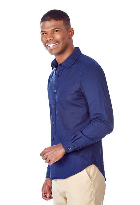 Camisa-QUEST-Original-Fit-QUE111LW0013-16-Azul-Oscuro-2
