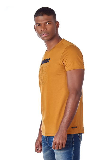 Camiseta-QUEST-Slim-Fit-QUE112190097-1-Ocre-2