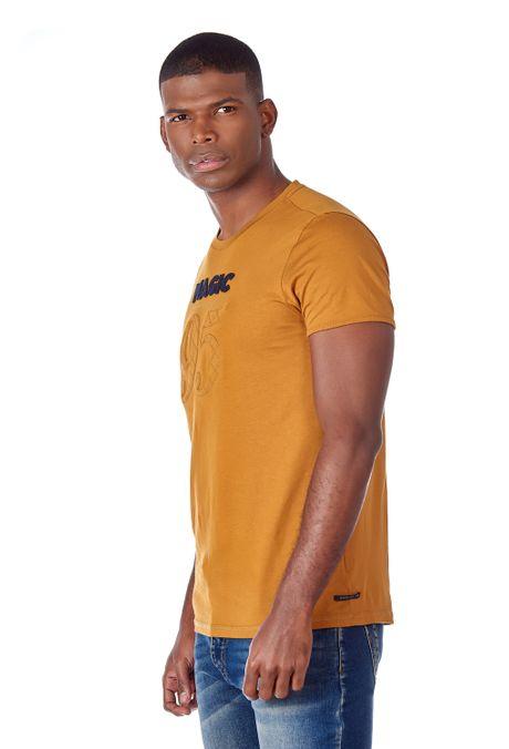 Camiseta-QUEST-Slim-Fit-QUE112190097-1-Ocre-2