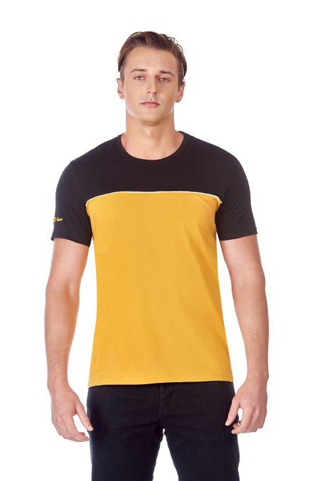 Camiseta-QUEST-Original-Fit-QUE112190112-50-Mostaza-1