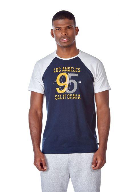 Camiseta-QUEST-Original-Fit-QUE112OU0023-16-Azul-Oscuro-1