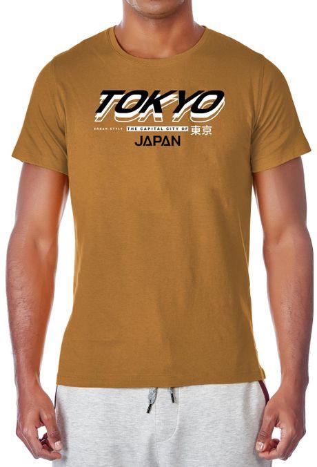 Camiseta-QUEST-Slim-Fit-QUE163LW0041-1-Ocre-1