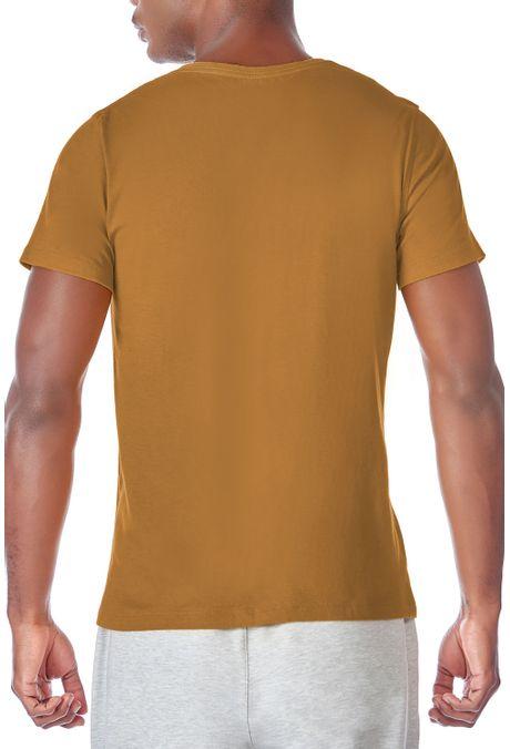 Camiseta-QUEST-Slim-Fit-QUE163LW0041-1-Ocre-2