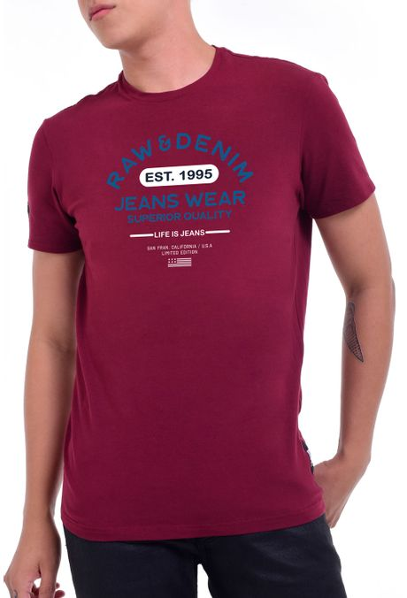 Camiseta-QUEST-Slim-Fit-QUE163LW0043-37-Vino-Tinto-1