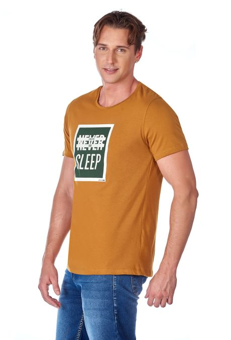 Camiseta-QUEST-QUE163LW0063-1-Ocre-2