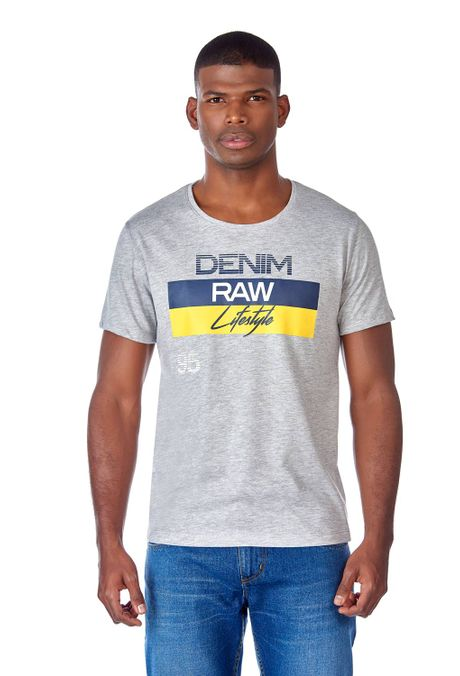 Camiseta-QUEST-QUE163LW0064-42-Gris-Jaspe-1