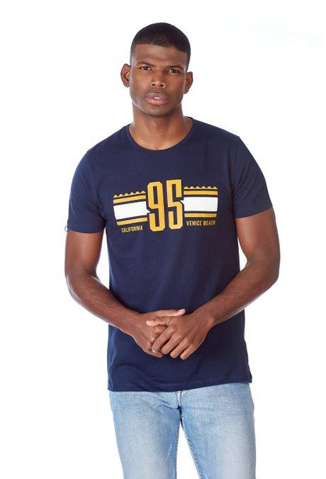 Camiseta-QUEST-Slim-Fit-QUE163LW0070-16-Azul-Oscuro-1