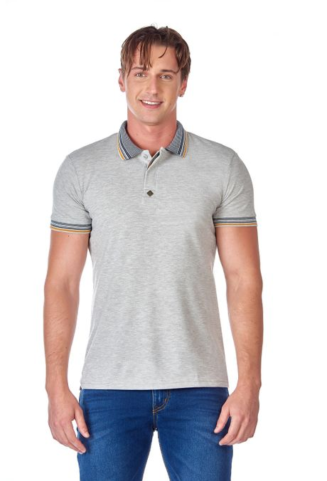 Polo-QUEST-Slim-Fit-QUE162190073-42-Gris-Jaspe-1