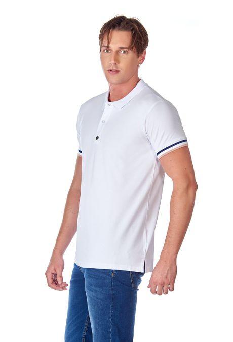 Polo-QUEST-Slim-Fit-QUE162190074-72-Blanco-Azul-2
