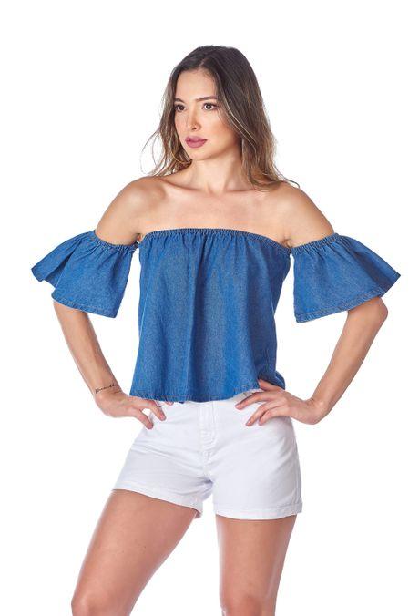 Blusa-QUEST-QUE201190180-48-Azul-Oscuro-Indigo-1