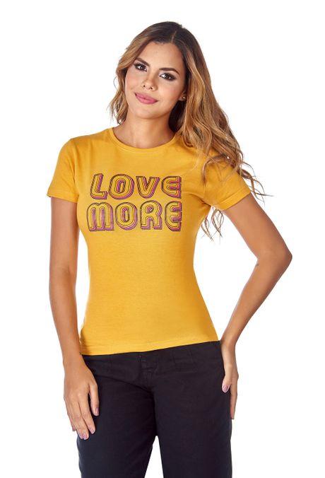 Camiseta-QUEST-QUE263LW0015-50-Mostaza-1