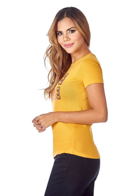 Camiseta-QUEST-QUE263LW0015-50-Mostaza-2